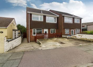 Thumbnail 3 bed semi-detached house for sale in St. James Avenue, Ramsgate