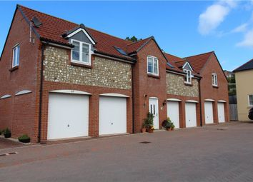 Thumbnail 2 bed flat for sale in Dukes Way, Axminster, Devon