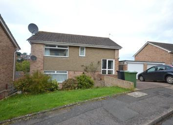 Thumbnail 4 bed detached house for sale in Mayflower Avenue, Pennsylvania, Exeter, Devon