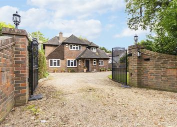 Thumbnail 5 bed detached house for sale in Old Slade Lane, Richings Park, Buckinghamshire