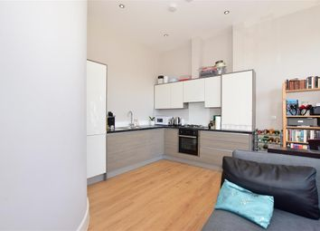 Thumbnail 1 bed flat for sale in Crabble Hill, Dover, Kent