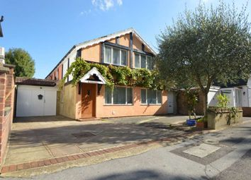 Thumbnail 6 bed detached house for sale in Ongar Road, Addlestone