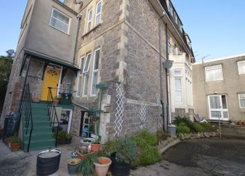 Thumbnail 1 bed flat for sale in Basement Flat, 38 Montpelier, Weston-Super-Mare
