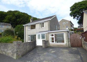 Thumbnail 4 bed detached house for sale in Morfa Lodge Estate, Porthmadog, Gwynedd