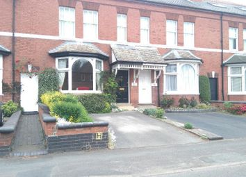 Thumbnail 4 bed terraced house to rent in Court Oak Road, Harborne, Birmingham