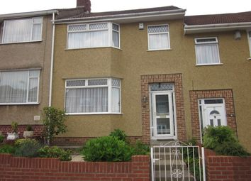 Thumbnail 3 bed property to rent in Queensholm Drive, Downend, Bristol