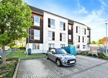 Thumbnail 2 bed flat for sale in Dulcie Close, Greenhithe, Kent
