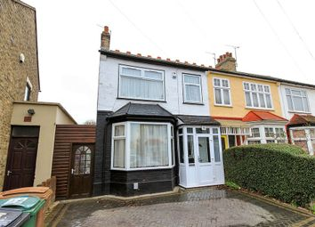 Thumbnail 4 bedroom semi-detached house for sale in York Road, London
