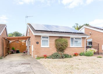 Thumbnail 3 bed detached bungalow for sale in Crawley Avenue, Wellingborough
