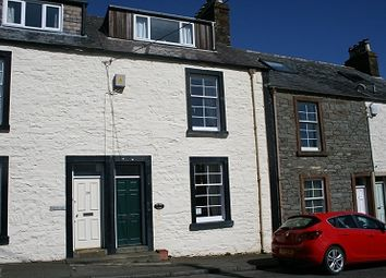 Thumbnail 3 bed terraced house for sale in Bysbie View, 26 Main Street, Isle Of Whithorn