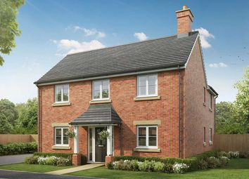 "Thumbnail 4 bed detached house for sale in ""The Knightley"" at Moorslade Lane, Falfield, Wotton-Under-Edge"