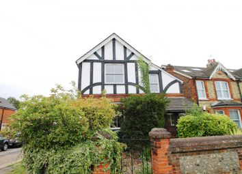 Thumbnail 3 bed detached house to rent in Nutfield Road, Merstham, Redhill