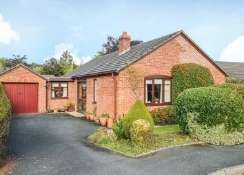 Thumbnail 3 bed detached bungalow for sale in Hay On Wye 8 Miles, Brecon 10 Miles