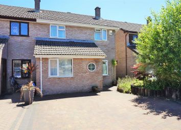 Thumbnail 3 bed semi-detached house for sale in Pendray Gardens, Dobwalls, Liskeard