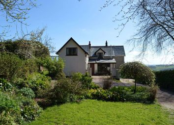 Thumbnail 3 bed link-detached house for sale in East Anstey, Tiverton