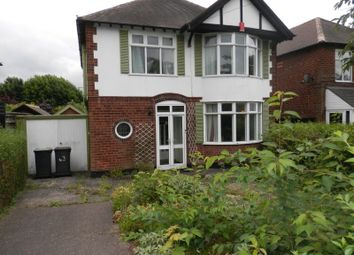 Thumbnail 3 bed detached house for sale in Derby Road, Beeston
