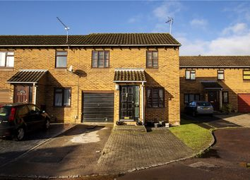 Thumbnail 3 bedroom end terrace house for sale in Chilcombe Way, Lower Earley, Reading