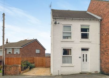 Thumbnail 2 bed end terrace house for sale in Lynncroft, Eastwood, Nottingham