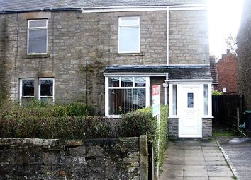 Thumbnail 2 bedroom semi-detached house to rent in Consett Road, Castleside, Consett, Co. Durham