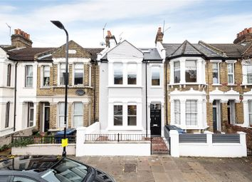 Thumbnail 2 bed flat for sale in Flat 2 Leythe Road, Acton