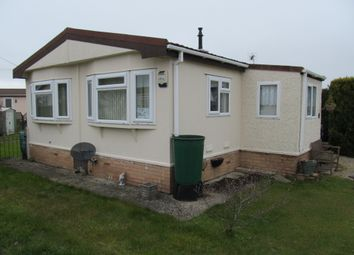 Thumbnail 2 bedroom mobile/park home for sale in Wixfield Park (Ref 5246), Great Bricett, Nr Ipswich, Suffolk