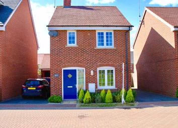 Thumbnail 3 bed detached house for sale in Martinique Meadows, Newton Leys, Bletchley, Milton Keynes