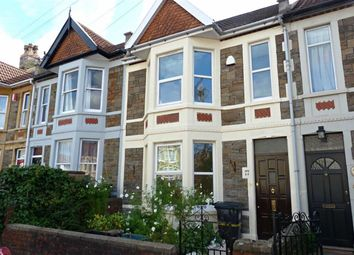 Thumbnail 3 bed terraced house for sale in Kensington Park Road, Brislington, Bristol