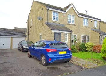 Thumbnail Semi-detached house to rent in Woolcombers Way, Bradford, West Yorkshire