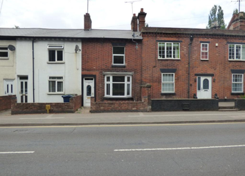 Thumbnail 3 bed terraced house to rent in Lichfield Road, Stafford