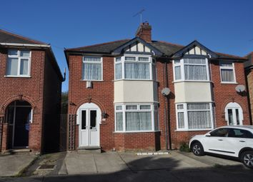 Thumbnail 3 bed semi-detached house for sale in Waveney Road, Ipswich