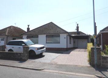 Thumbnail 3 bed bungalow for sale in Braeside Avenue, Hawarden, Flintshire