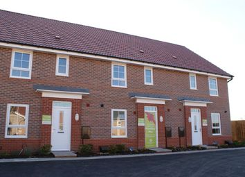 Thumbnail 3 bed town house to rent in Aylesbury Way, Forest Town, Mansfield