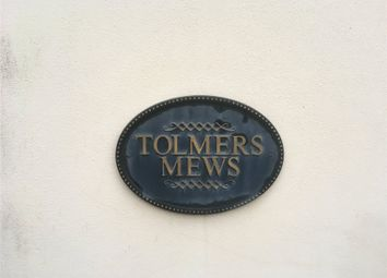 Thumbnail 3 bed mews house for sale in Tolmers Mews, Newgate Street, Hertford, Hertfordshire