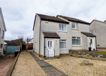 Thumbnail 2 bed property for sale in Whiteshaw Avenue, Carluke