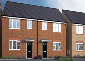 Thumbnail 3 bed semi-detached house for sale in Fishers Green, Fishers Green Road, Stevenage