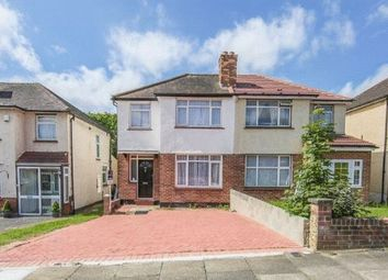 Thumbnail 3 bed semi-detached house for sale in Warland Road, London