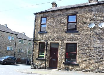 Thumbnail 2 bed end terrace house for sale in Prince Street, Haworth, West Yorkshire