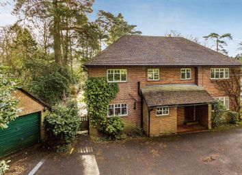 Thumbnail 4 bed detached house for sale in Greening Wood, Tilford Road, Hindhead