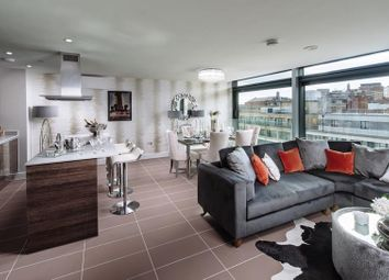 "Thumbnail 2 bedroom duplex for sale in ""2 Bed Penthouse Duplex Apt"" at Colston Avenue, Bristol"