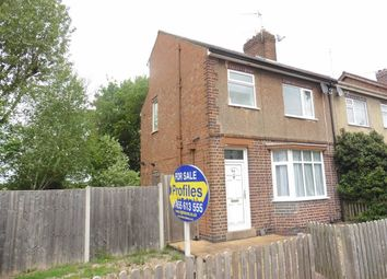 Thumbnail 3 bed semi-detached house for sale in Trinity Vicarage Road, Hinckley