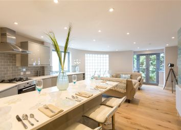 Thumbnail 2 bed flat for sale in Sandcastles Development, 28 Banks Road, Sandbanks, Poole