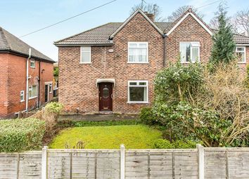 Thumbnail 3 bed semi-detached house for sale in West Drive, Swinton, Manchester