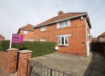 Thumbnail 2 bed semi-detached house for sale in Almond Crescent, Gateshead