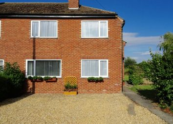 Thumbnail 3 bed semi-detached house for sale in Rural Avenue, West Pinchbeck, Spalding