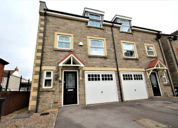 Thumbnail 3 bedroom end terrace house to rent in Barter Close, Kingswood, Bristol