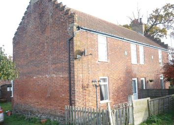 Thumbnail 2 bedroom semi-detached house to rent in Norwich Road, West Caister, Great Yarmouth