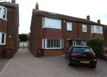 Thumbnail 3 bed detached house to rent in Darland Avenue, Gillingham, Kent