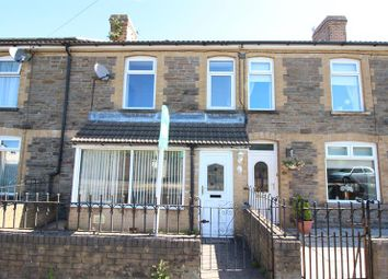 Thumbnail 3 bed terraced house for sale in Pandy Road, Bedwas, Caerphilly