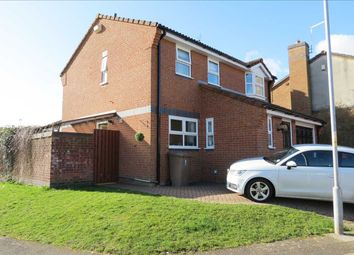 Thumbnail 3 bed detached house for sale in Curlew Way, Sleaford