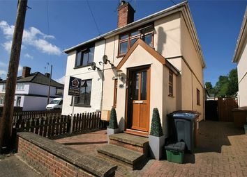 Thumbnail 3 bedroom semi-detached house for sale in Zambesi Road, Bishop's Stortford
